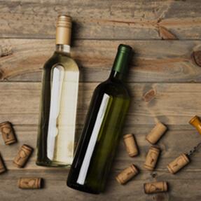 אלכוהול יין ובירה